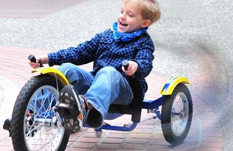 Dječji bicikl Victor carting