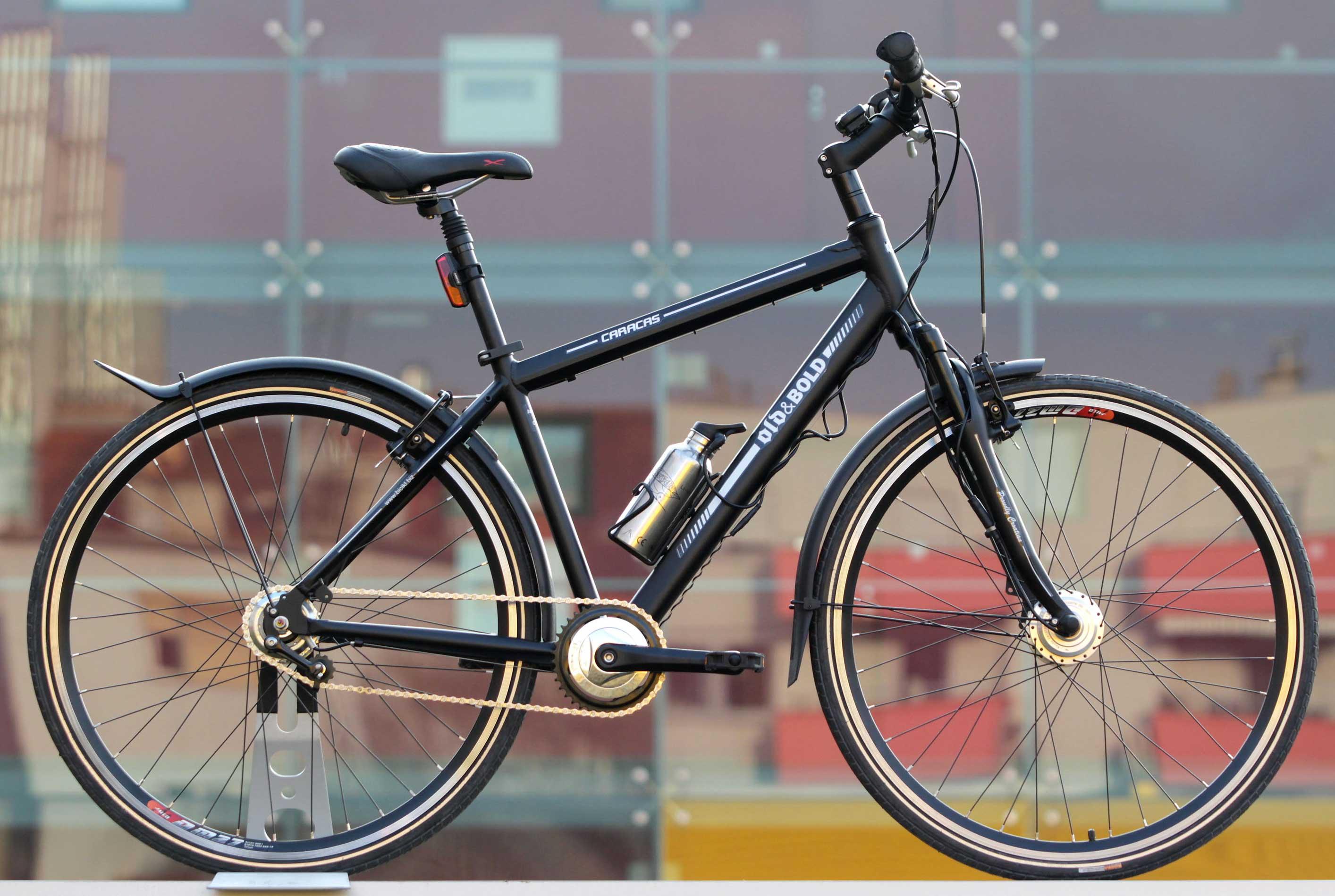 Old&Bold Caracas Diamond Electro električni bicikl