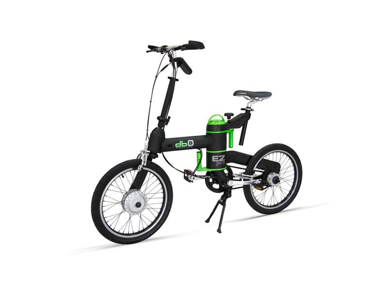 db-Zero Folding Electric Bike | Električni bicikl | Bicikl.biz
