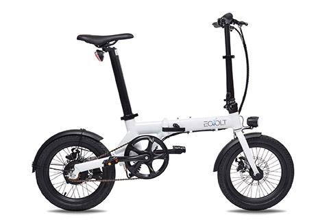 Eovolt električni sklopivi bicikl