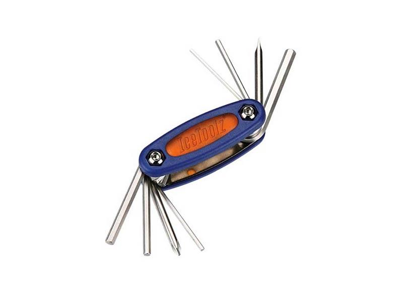 IceToolz 97A1 Džepni set alata