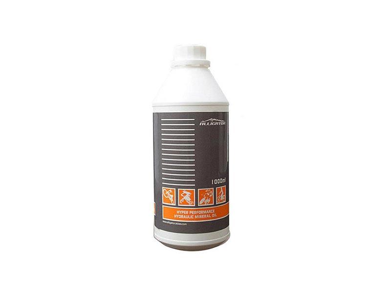 Mineralno ulje za hidraulične disk kočnice 1000 ml