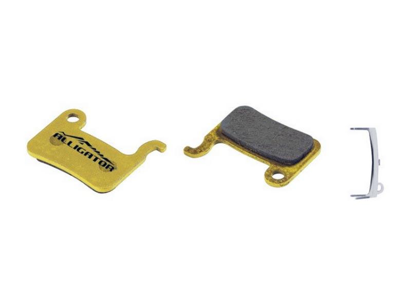 Pakne za disk kočnice Alligator HK-VX018DIY-Shimano Saint (BR-M800) / XTR (BR-M965 ` BR-M966 ` BR-M975 ` M975P) / Hone (BR-M601) / Deore XT (BR-M765 / BR-M775) / Deore LX (BR-M585) / Deore (BR-M535) / Alfine (BR-S500 ` BR-M505)  Keramičke-HK-CSP18