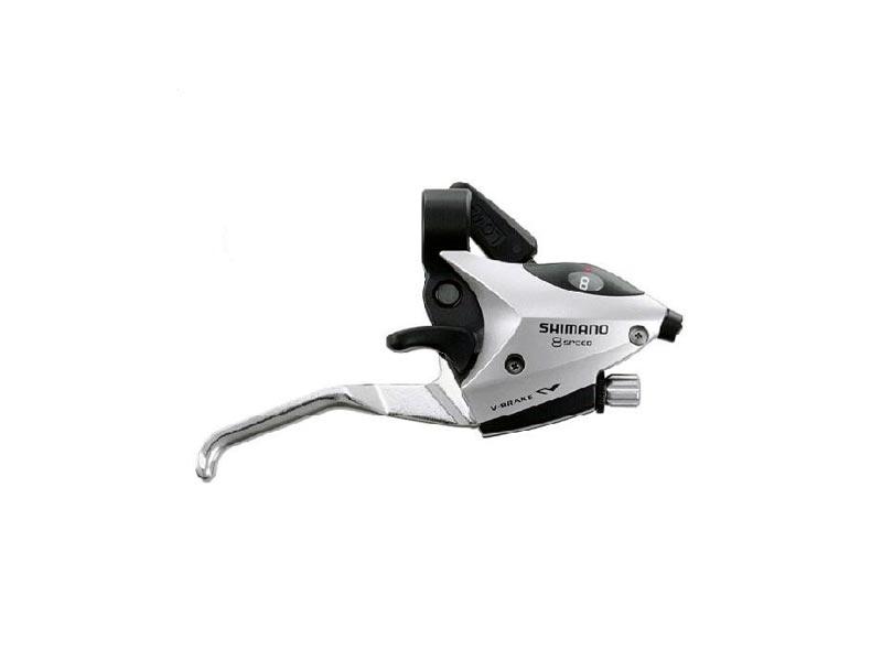 Ručice kočnica/mjenjača Shimano ST-EF50 3X8